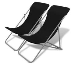 Outdoor Sun Lounger Folding Chair Beach Seat Garden Camping Chairs Seate... - $104.56