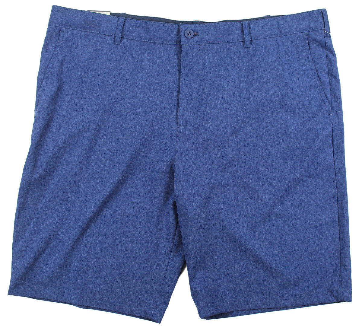 "Primary image for NEW MENS IZOD PERFORMX STRETCH WICKING UPF-40 BLUE 10.5"" SPORTFLEX SHORTS 42"