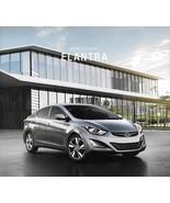2015 Hyundai ELANTRA brochure catalog 1st Edition 15 US Sedan SE Sport L... - $6.00