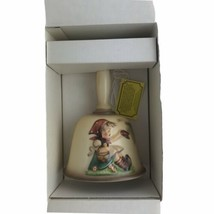 1979 Goebel Hummel Second Edition Annual Bell In Bas-Relief With Box - $13.96