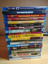 21 Comedy Bluray Bundle Sausage Party Nutty Professor Anchorman The Worl... - $89.05