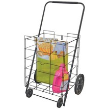 Helping Hand(R) FQ39520FD 4-Wheel Deluxe Folding Cart PET-HBCLFQ39520FD - $51.80