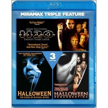 Halloween Triple Feature: H2O, Curse, Resurrection [Blu-ray]