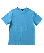 Polo Ralph Lauren Size XL (18-20) Boys Turquoise Blue T-Shirt - $11.99