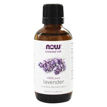 NOW Foods 100% Pure & Natural Aromatherapeutic Lavender Oil, 2 Ounces - $24.29