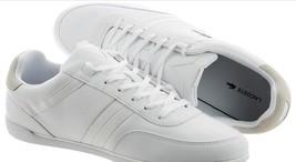 Size Sale Leather LACOSTE 148 LastPair Mens 89 12 Shoe Sneaker Reg 99 rnrqF