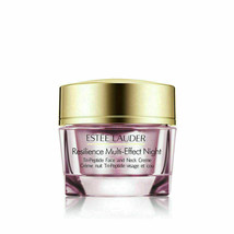Estee Lauder Resilience Multi Effect Night Face & Neck Cream 5ml x 4 = 2... - $29.99