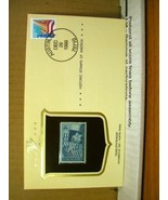 Historic Stamps of America Texas Statehood Cover December 29, 1999 - $7.19