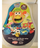 Mr Potato Head Silly Suitcase 35 pieces Playskool Friends  - $16.82