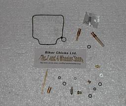 HONDA 2000-03 TRX350 Rancher TE/TM Carburetor Carb Rebuild  Repair Kit  ... - $24.95