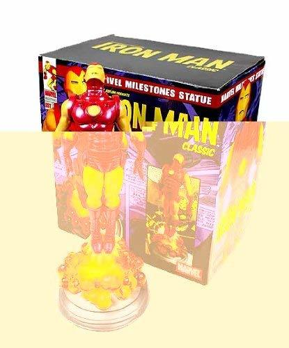 Marvel Milestones: Iron Man (Classic) Statue