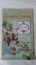 Mark Roberts Catalog Ltd Edition Spring 2013 Social Butterfly Fairy - $16.82