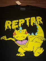 Nickelodeon RUGRATS REPTAR DINOSAUR T-Shirt LARGE NEW w/ TAG - $19.80