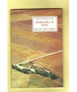 Book -- NEBRASKA & IOWA -- American Geographical Society KNOW YOUR AMERI... - $4.00