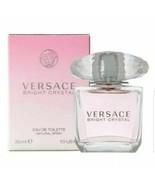 Versace Bright Crystal By Versace 1.0 Oz EDT Spray NIB Sealed Perfume Fo... - $37.03