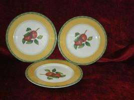 Royal Doulton Vintage Orchard  set of 3 salad plates - $22.72