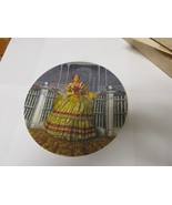 """Knowles Gone With The Wind """" MELANIE """" Raymond Kursar Collectors Plate  - $24.75"""