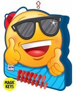 Piñata Smiley Face Goodie Gusher 15 Keys - $14.65