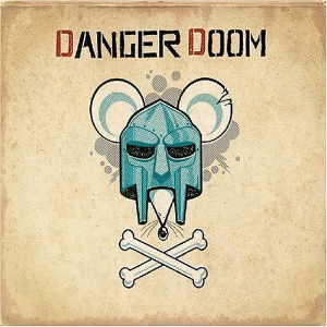 Mouse & The Mask by Danger Doom Cd