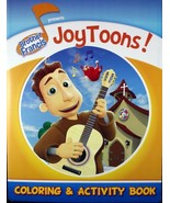 Brother Francis JoyToons! Coloring & Activity Book Children's Brand NEW - $8.20