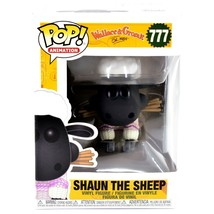 Funko Pop! Animation Wallace & Gromit Shaun the Sheep #777 Vinyl Action Figure image 1