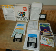 Microsoft MS-DOS 6.22 Windows for Workgroups V.3.11 Windows 3.1 Floppy Disks - $58.78