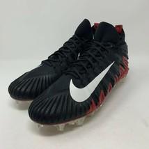 Nike Alpha Menace Elite TD Football Cleats Maroon AJ6547-003 Men's Size 14.5  - $59.35