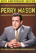 Perry Mason: 50th Anniversary Edition DVD 4 Disc Edition ( Ex Cond.)  - $26.80