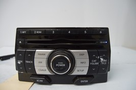 2009-2012 Hyundai Genesis Radio Cd Player 96180-2M100AMS4 TESTED U41#012 - $39.60