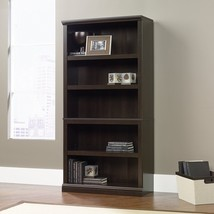 Large Bookcase Bookshelf Furniture Shelf Modern Wood Wooden 5 Tier Home ... - $188.27