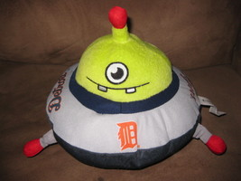 DETROIT TIGERS SPACESHIP Brand New 2014 MLB Licensed Plush stuffed anima... - $11.99