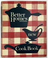 VINTAGE Better Homes and Gardens NEW COOK BOOK 5-Ring Binder 1953/65 - $29.69