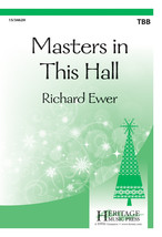 Masters in This Hall - $2.10
