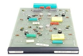 REPAIRED HAGAN WESTINGHOUSE 398599 TIME DELAY CIRCUIT CARD 398596-2