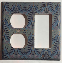 Haunted Mansion Light Switch Outlet Toggle Rocker Wall Cover Plate Home decor image 7