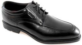 Rockport A13001 Apron Toe Men's Black Waterproof Oxford Sz 9.5 Wide(W) - $78.99
