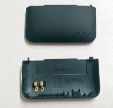 HTC EVO Design 4G OEM Original Battery Door Back Cover - Black - No Logo - $9.89