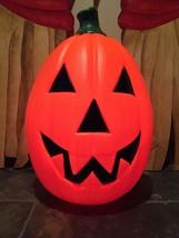 "Large New 23"" Halloween Jack-O-Lantern Blow Mold Lighted Pumpkin Yard De... - €59,37 EUR"