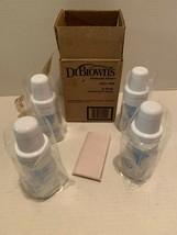 Dr. Brown's Original Bottle 2 Ounce 4-Pack open box - $15.79