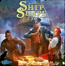 Ship Shape - Pirate & Merchant Board/Tile Game  -=NEW & Sealed=- - $32.95