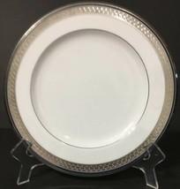 "Noritake Continental Cobalt 4792 Salad Plate 8-1/2"" Bone China PD19 - $17.98"