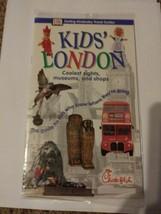 Chickfila Paperback DK Travel Guide Kids London Chick-fil-a - $4.55