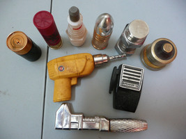 9 AVON BOTTLES - VERY COLLECTIBLE - GROUP 1 - $15.95