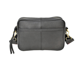 Women's Leather Handbag Embroidered Tribal Pattern Strap Shoulder Purse image 3