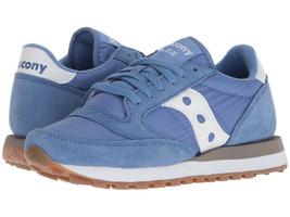 Saucony Jazz Original Women's Shoe Blue, Size 6.5 M - £37.67 GBP