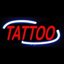 """Neon Tattoo Sculpture Bar Wall Art Sign Decor  8"""" x 15"""" - $89.99"""