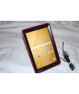 SAMSUNG Galaxy Tab A SM-T580 10.1-16GB TABLET WITH HARD CASE LIKE NEW-MINT - $135.00