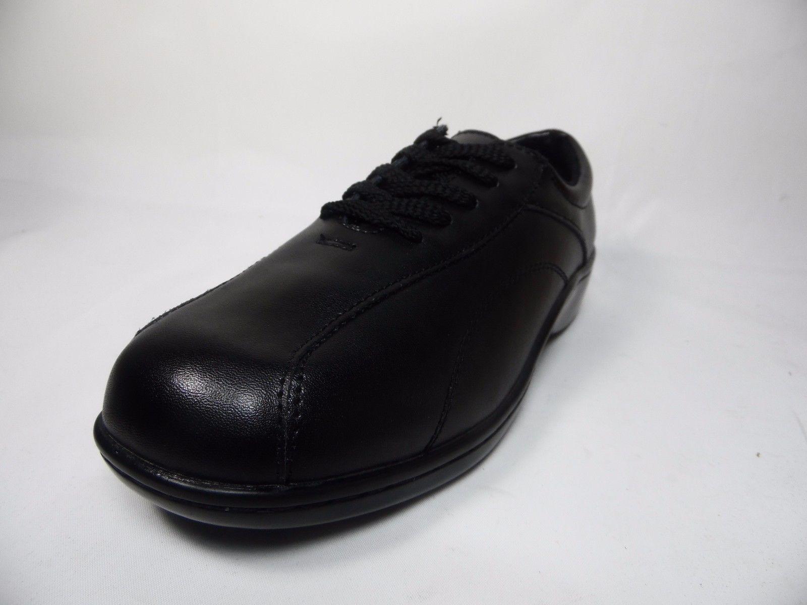 002be1ba4f Spring Step Pro Women s MONACO Black Oxfords Size 8M -  57.95