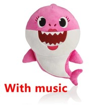 Pinkfong Baby Shark Official Singing Plush - $17.99