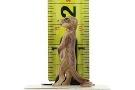 Hagen Renaker Miniature Meerkat Sentry Ceramic Figurine image 2